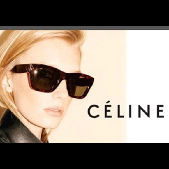 3380a02e2da Celine Accessories - Celine Havana Glasses! AUTHENTIC